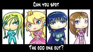 SSBB: Odd One Out by Guavi