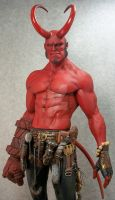 Hellboy 3 by mangrasshopper