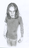 Ville Valo 5 by xpirate-girlx