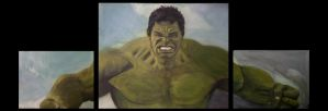 Avengers Hulk by solisthe1