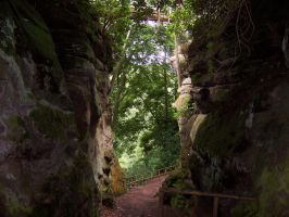 Ravine Stock by XerStock