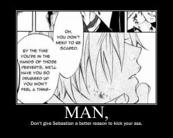 Kuroshitsuji Demotivational 2 by ThatDanishChick