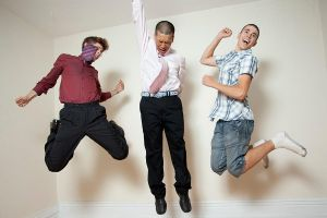 Jumping shot by py