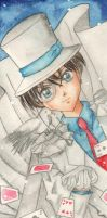 It's Showtime - Kaitou Kid by Yenni-Vu