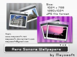 Aero Sonora Wallpapers by Mayosoft