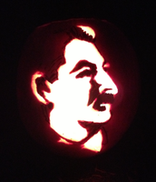 Another Very Scary Jack-O-Lantern by JackRaz