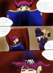 A Broken Love Song Page1 by MeChan25