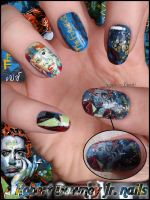 Robert Downey Jr. nails by JawsOfKita-LoveHim