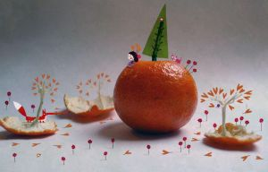 It was a forest of fruits by nicolas-gouny-art