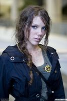 Katniss Everdeen 02 by thirdstop