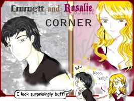 Picture Perfect Emmett-Rosalie by neo-solaris