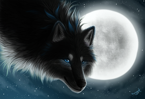 Moonlight - AT by Humius