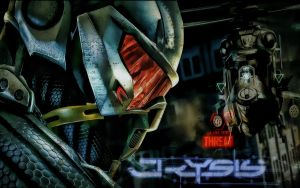 crysis 2 wallpaper art by R-Clifford