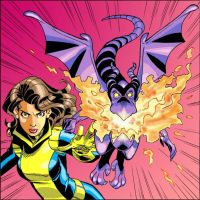 KITTY AND LOCKHEED by Wieringo