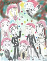 Soul Eater Christmas!!! by Sartisian