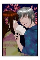 Fruits Basket 134 Cover by KristenMachina