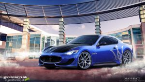 Maserati GranTurismo Passion Edition by CypoDesign