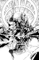 BRIGHTEST DAY by David Finch by knockmesilly