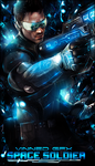 Space Soldier by Mohamed-HHs