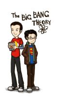 The Big Bang Theory by Annuhka