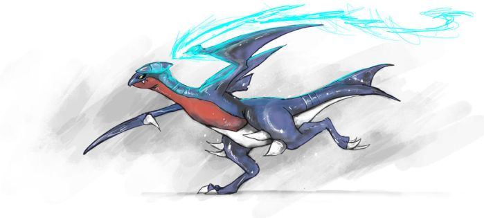 Dragonclaw by Nightwing-Kain