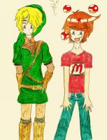 Did Link Steal My Stach? by Someone-that-is-me