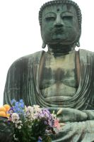 Great Buddha by StolenSecrets
