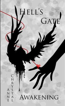 Hell's Gate Book 1 Cover art by Chrystal-Phoenix