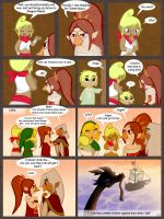 LoZ: ToT Page 5 by BeagleTsuin