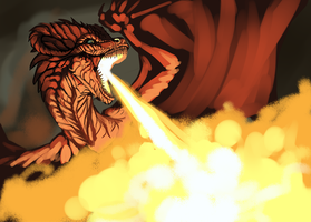 Fire power - WIP by Anisis