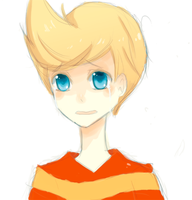 MOTHER3 : baw lucas by Kite-Mitiko