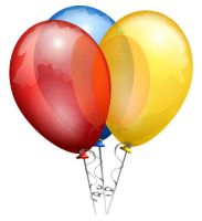Party Balloons by daj