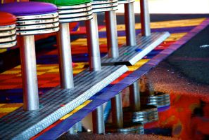Colorful Seating by coralmcmurtry
