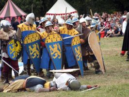 Medieval Reenactment II by hardbodies