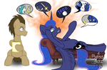 Lunar Therapy [Bananaphobia] by bossboi