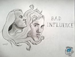 Bad influence by TesseractGlow
