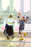 Final Fantasy X - Opposite by CherryMemories