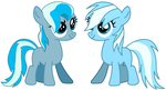 Speedy and his brother Axl 2 by Discourt