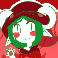 Aradia Personal Icon by c4stl3