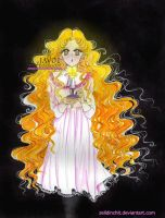 usagi special halloween - Umbral by zelldinchit