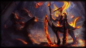 Flame Diana WP by WindyF