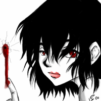 Blood look by charmyc
