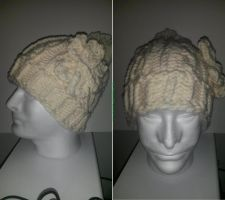 Cable Stitched Hat by TsuKaza90