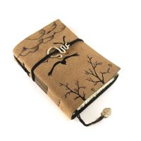 Winter is coming, leather journal by kreativlink