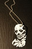 Horror Necklaces-Dr. Phibes by kreepykustomz