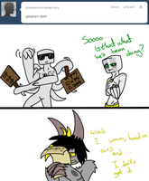 Oppa Minecraft style 2 by Ask-Creeps-and-Lanky