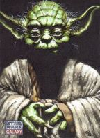 Yoda Galaxy 7 2011 by Dangerous-Beauty778