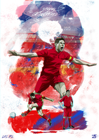 The Last... Thanks for All Stevie ! by ziajaSnk