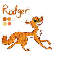 Rodger - Reference Sheet by Ehlinn