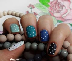 Manicure #164 by Best1a
